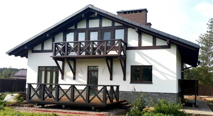 Строительство крыш в Пскове